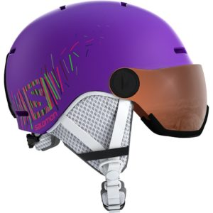 Salomon Grom Visor Jr Lila