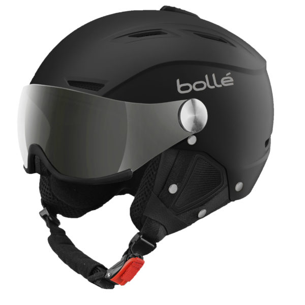 Bollé Backline Visor Soft Black Visiirikypärä