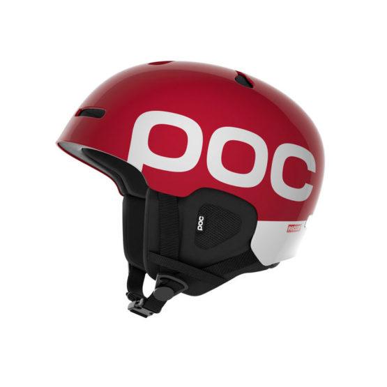 POC Auric Cut Backcountry Spin Punainen Vapaalaskukypärä