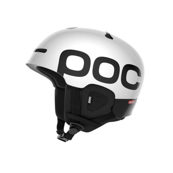 POC Auric Cut Backcountry Spin Valkoinen Vapaalaskukypärä