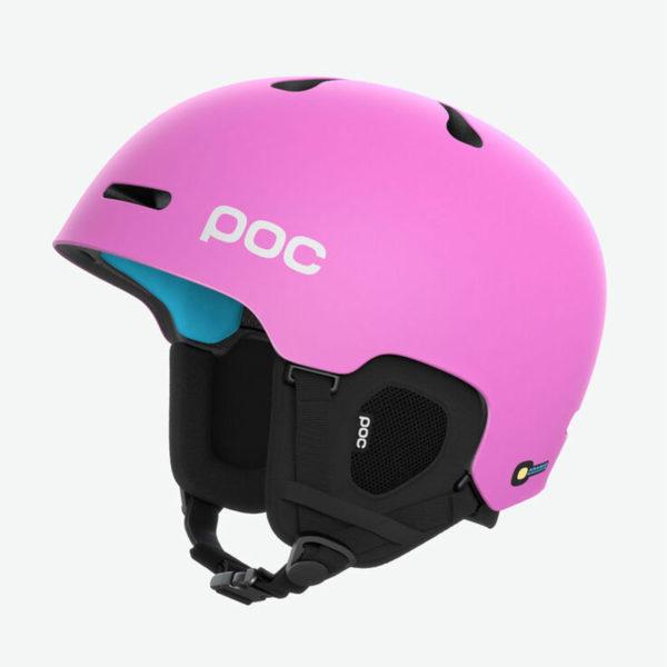 POC Fornix Spin Actinium Pink Laskettelukypärä