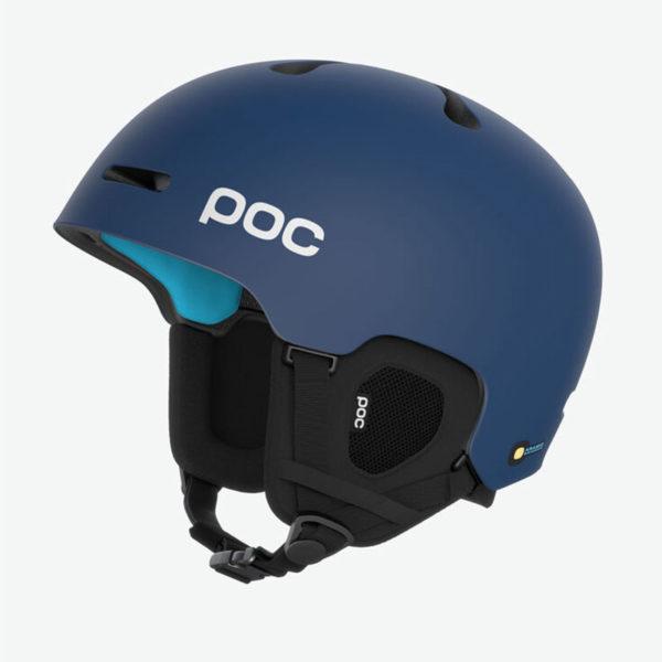 POC Fornix Spin Lead Blue Laskettelukypärä