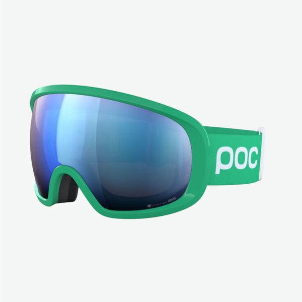 POC Fovea Clarity Comp Emerald Green Laskettelulasit