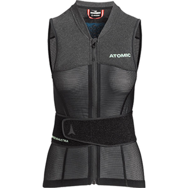 Atomic Live Shield Vest Amid Naisten Selkäpanssari