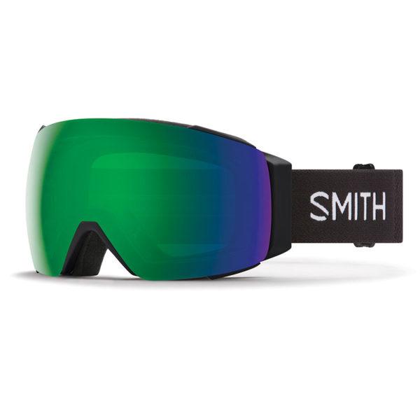 Smith I/O Mag Black/CP Sun Green Laskettelulasit
