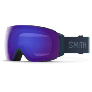 Smith I/O Mag French Navy/CP Eday Violet Laskettelulasit
