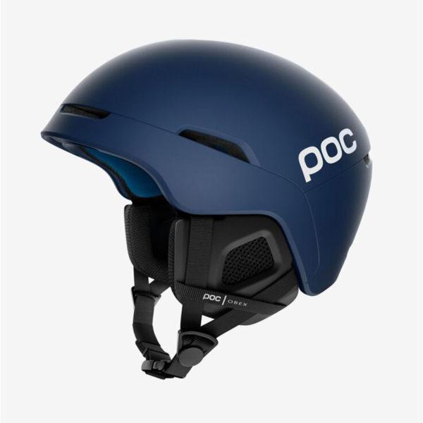 POC Obex Spin Lead Blue Laskettelukypärä