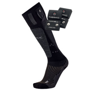 Therm-IC Powersocks Set Heat Uni + S-Pack 1200 Lämpösukat
