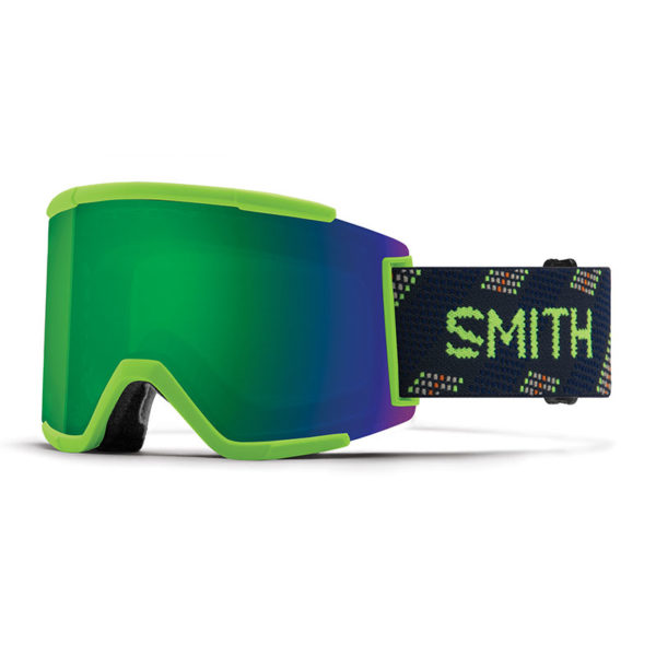 Smith Squad XL Limelight Anchor/CP Sun Laskettelulasit