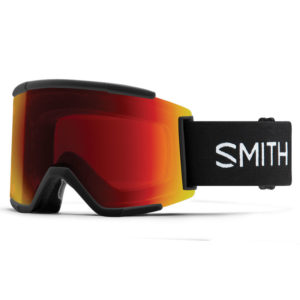 Smith Squad XL Black CP Sun Green Laskettelulasit