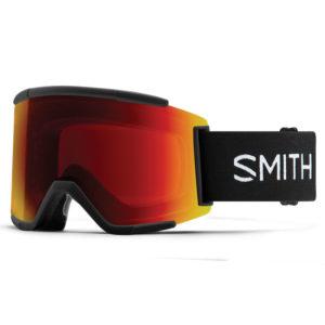 Smith Squad XL Black CP Sun Green Laskettelulasit