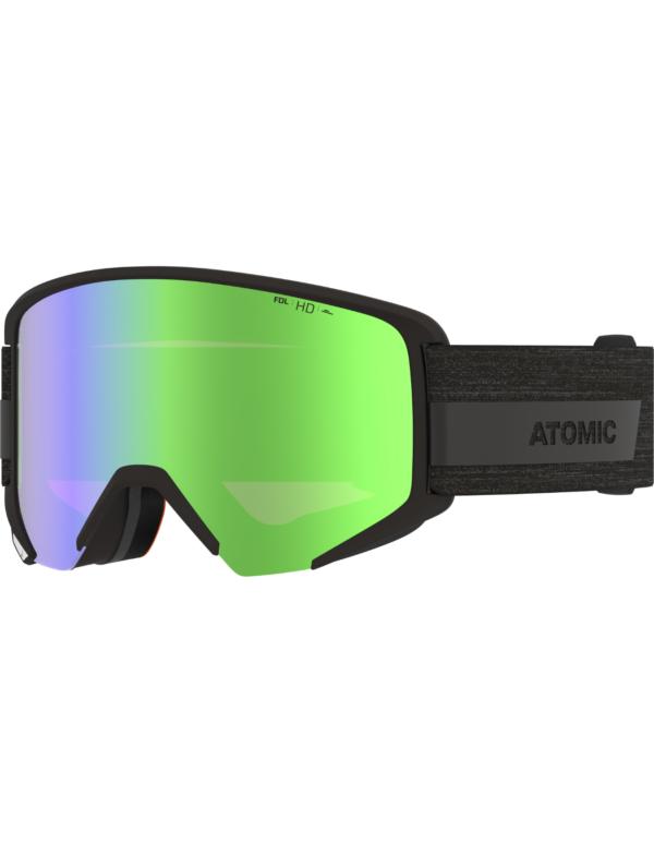 Atomic Savor Big HD RS Musta Laskettelulasit