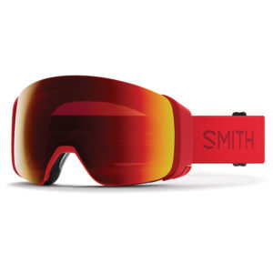 Smith 4D Mag Black/CP Sun Green Laskettelulasit
