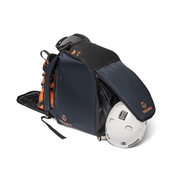 Tecnica Premium Boot Bag Mono ja Kypärälaukku