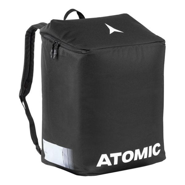 Atomic Boot & Helmet Pack Punainen Mono ja Kypärälaukku