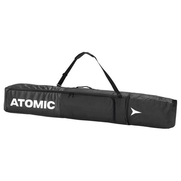 Atomic Double Ski Bag Musta Suksipussi