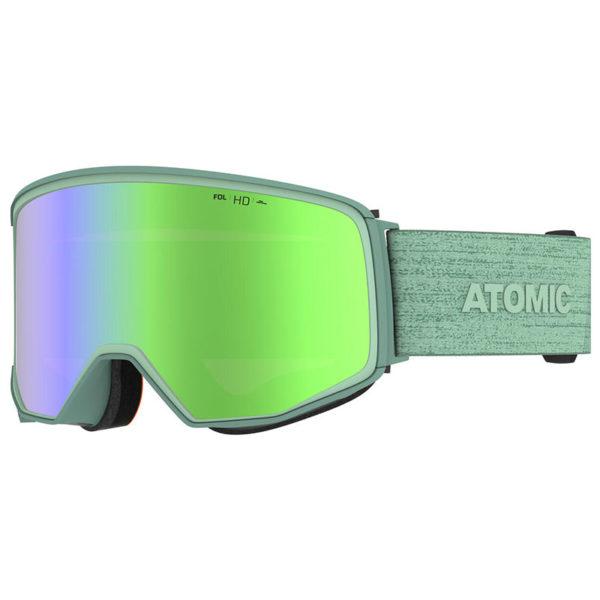 Atomic Four Q HD Harmaa Laskettelulasit