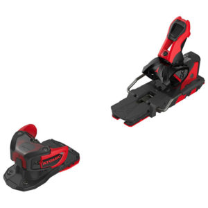 Atomic Warden MNC 13 Black/Red Laskettelusiteet