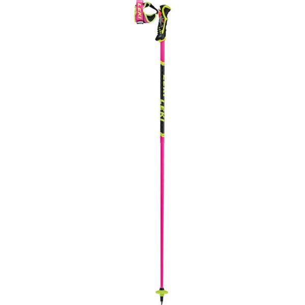 Leki Venom SL 3D Pink Suurpuikkasauvat 20-21