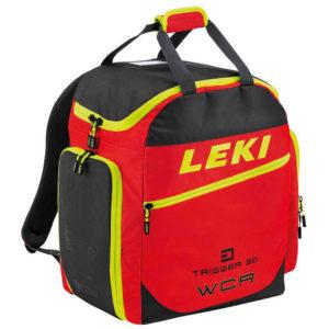 Leki Ski Boot Bag WCR 60L Musta Varustereppu