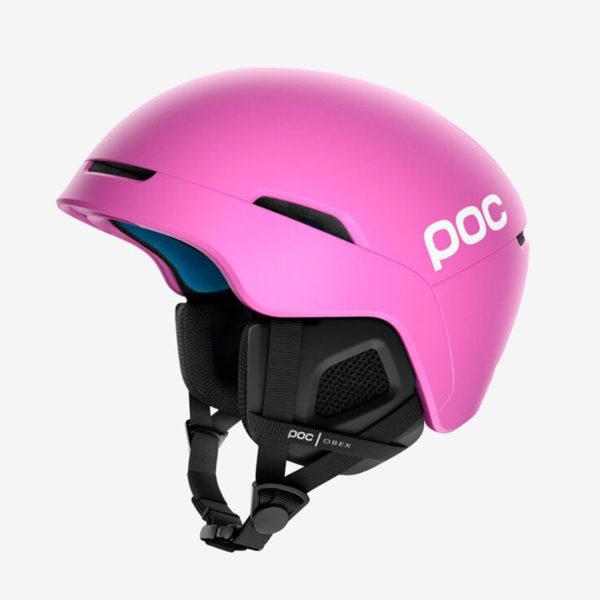 POC Obex Spin Actinium Pink Laskettelukypärä