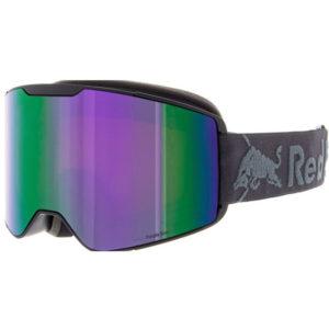 Spect Red Bull Rail Matt Anthracite – Grey Headband Laskettelulasit