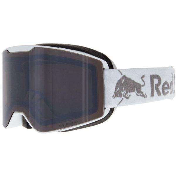 Spect Red Bull Rail Matt White – White Grey Headband Laskettelulasit
