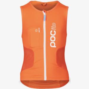POCito VPD Air Vest Fluorescent Orange Selkäpanssari